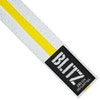 White Belt / Colour Stripe