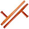 Wooden Red Oak Round Tonfa