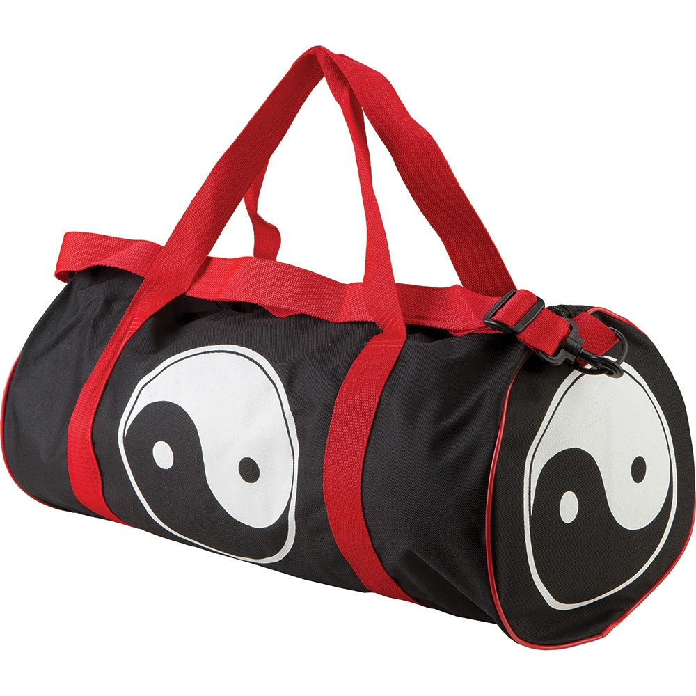 Ying Yang Martial Arts Drum Bag