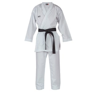 Blitz Adult Fighter Lite Karate Suit - 8oz