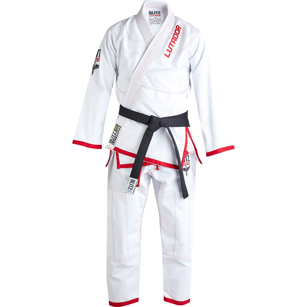 BJJ Gi Adults Kids Kimono Brazilian Jiu Jitsu Grappling Uniform belt and pants