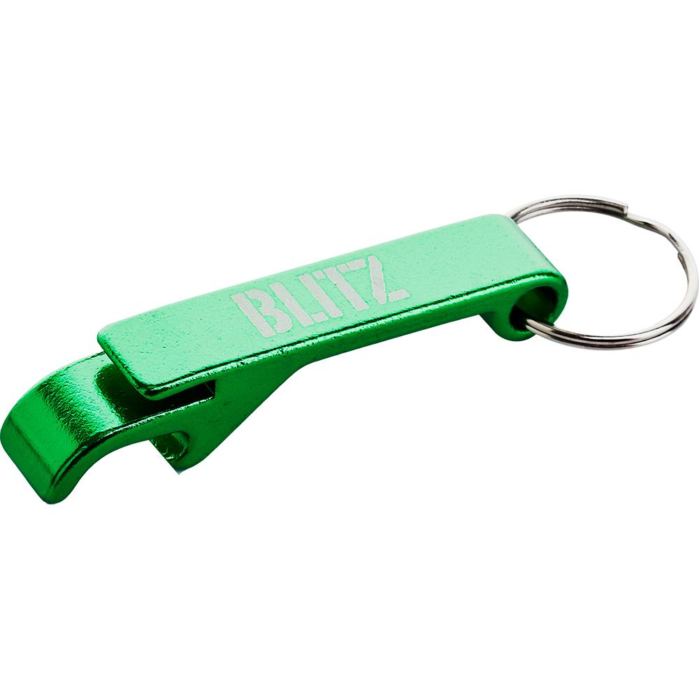 Image of Blitz Belt Grade Bottle Opener - Green