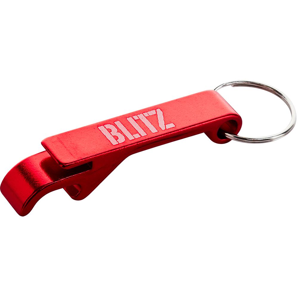 Image of Blitz Belt Grade Bottle Opener - Red