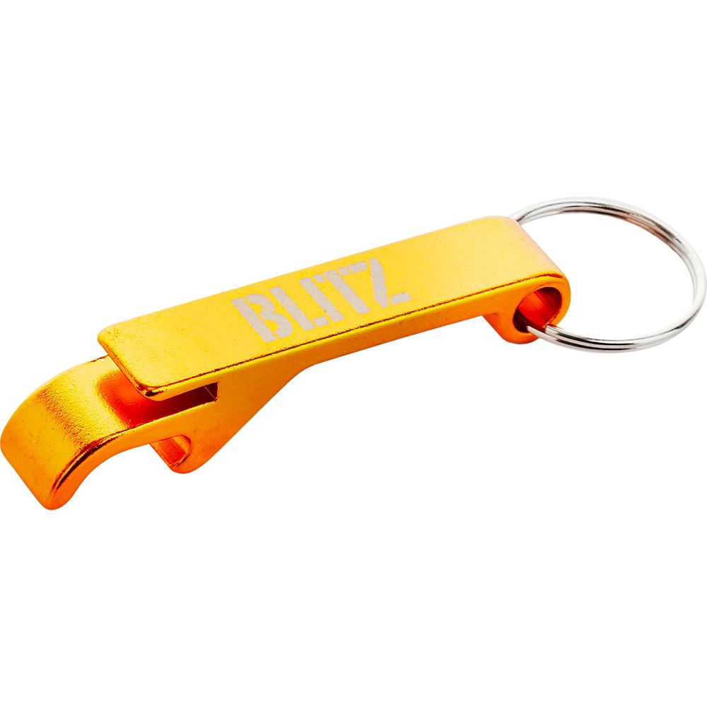 Image of Blitz Belt Grade Bottle Opener - Yellow