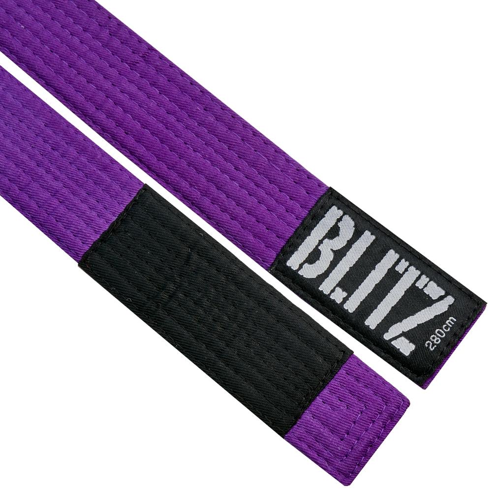 Image of Blitz BJJ Rank Belt - Purple