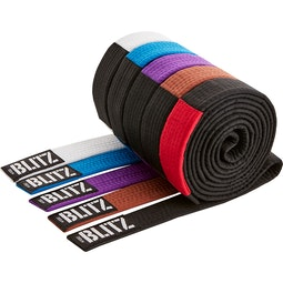 Blitz BJJ Rank Belt