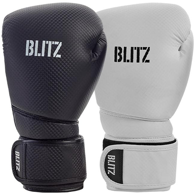 Blitz Carbon Boxing Gloves
