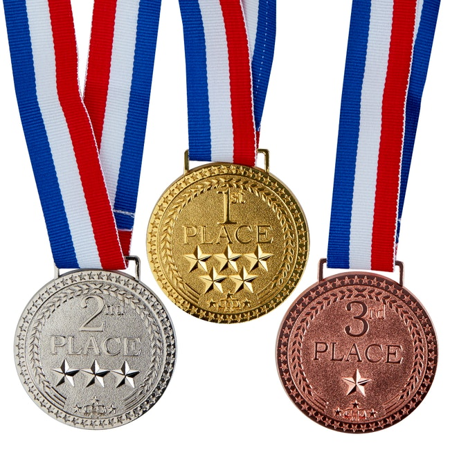 Blitz Championship Medal