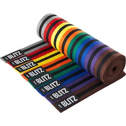 Blitz Colour Belt / Black Stripe