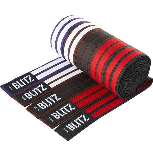 Blitz Colour Belt / Double Stripe