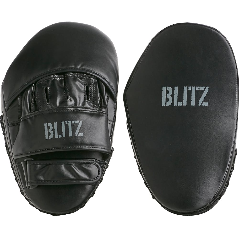 Blitz Leather Floor To Ceiling Speedball Black//Black /& Red Boxing Training