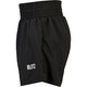 Blitz Diablo Training Fight Shorts in Black - Side
