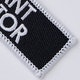 Blitz Embroidered Badge - Assistant Instructor - Detail 1