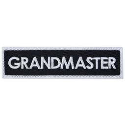 Blitz Embroidered Badge - Grandmaster