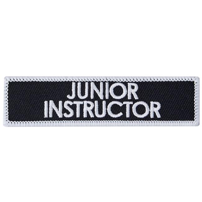 Blitz Embroidered Badge - Junior Instructor