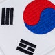 Blitz Embroidered Badge - Korean Flag - Detail 1
