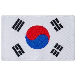 Blitz Embroidered Badge - Korean Flag