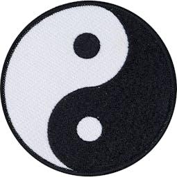 Blitz Embroidered Badge - Yin Yang