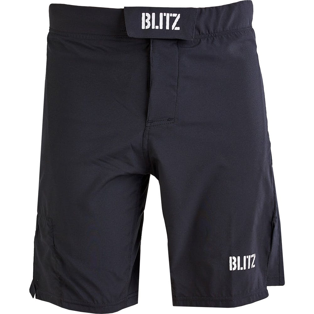 Image of Blitz Falcon Training Fight Shorts - Black