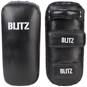 Blitz Firepower Black Thai Pads