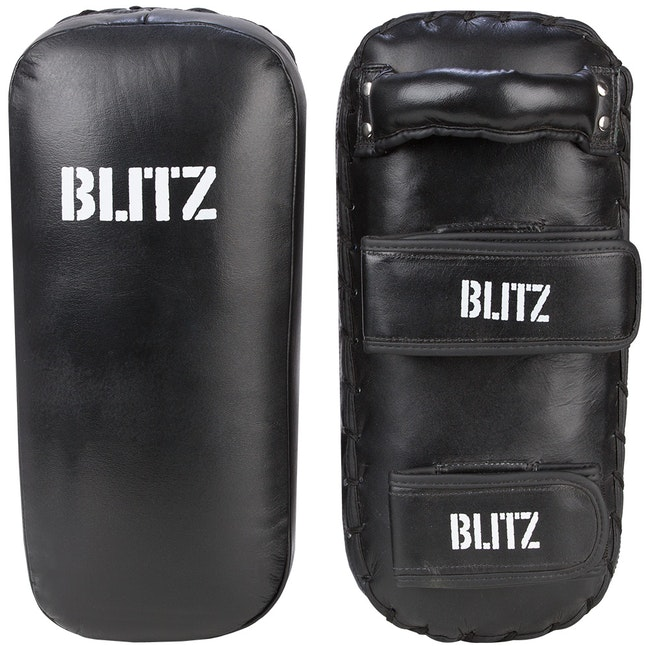 Blitz Firepower Black Thai Pads