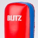 Blitz Firepower Blue / Red Thai Pads - Detail 1