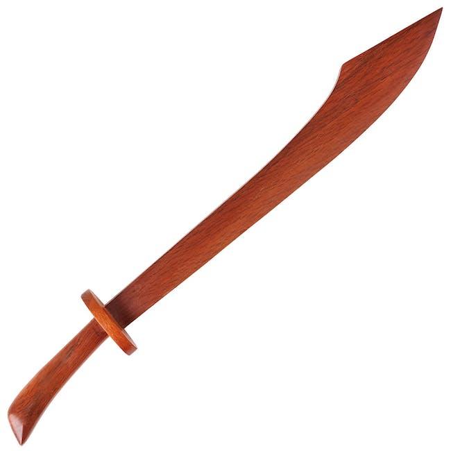 Blitz Junior Wooden Chinese Broadsword
