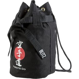 971480a5246 Blitz Karate Discipline Duffle Bag - Black