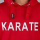Blitz Karate Training Hooded Top - Detail 1