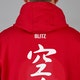 Blitz Karate Training Hooded Top - Detail 4