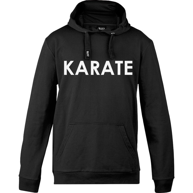 Blitz Karate Training Hooded Top