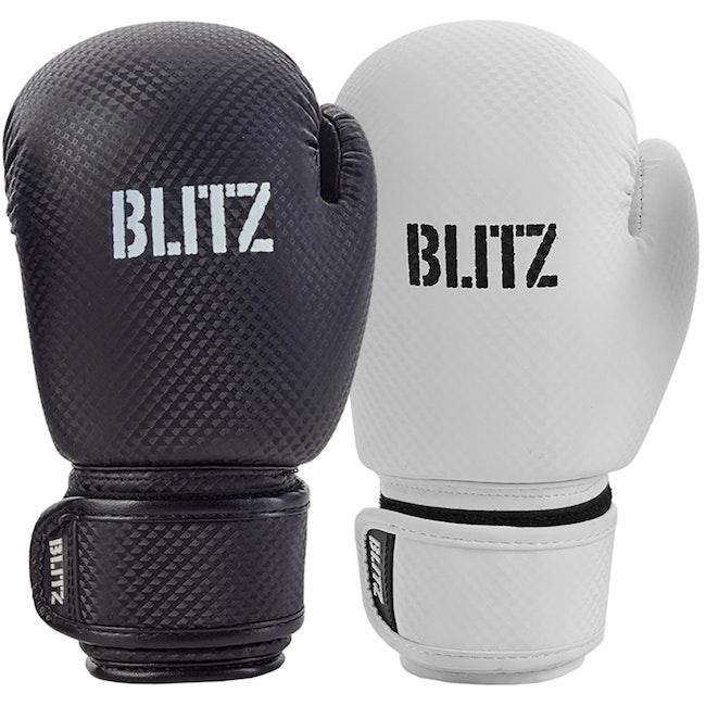 Blitz Kids Carbon Boxing Gloves