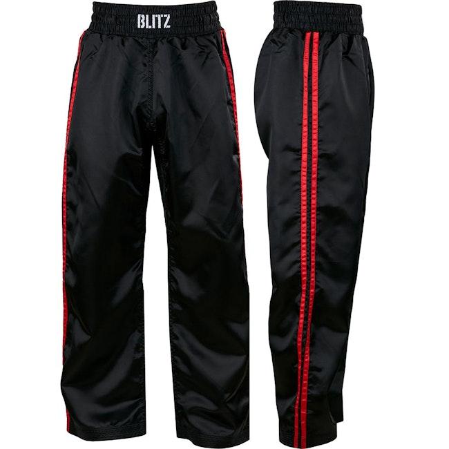 Blitz Kids Classic Satin Full Contact Trousers