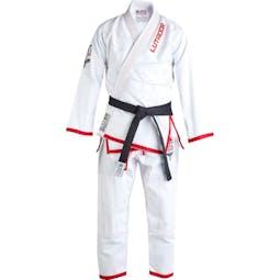 Blitz Kids Lutador Brazilian Jiu Jitsu Gi - White - 325g