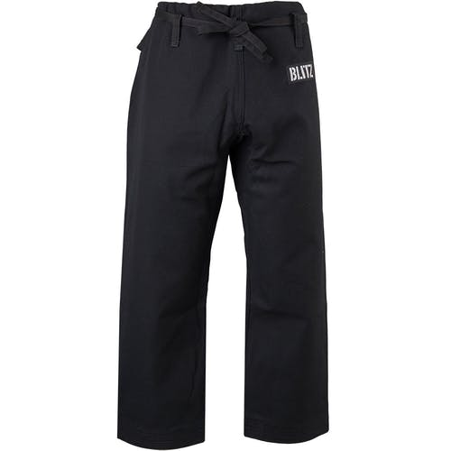Blitz Kids Middleweight Martial Arts Trousers - 12oz