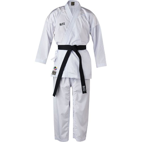 Blitz Kids Shuhari WKF Approved Karate Suit - 8oz