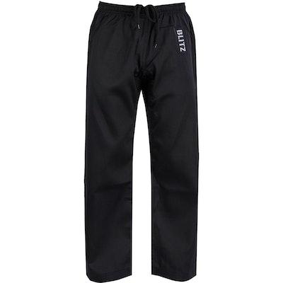 Blitz Kids Student Martial Arts Trousers - 7oz