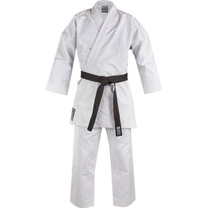 Blitz Kids White Diamond Karate Suit - 14oz