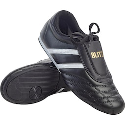 Blitz Martial Arts Training Shoes - Black / White