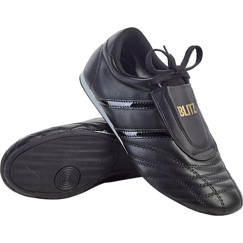 Blitz Martial Arts Training Shoes - Black