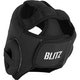 Blitz Odyssey Washable Head Guard in Black - Back