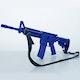 Blitz Plastic M4 Carbine Rifle - Detail 1