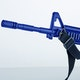 Blitz Plastic M4 Carbine Rifle - Detail 2