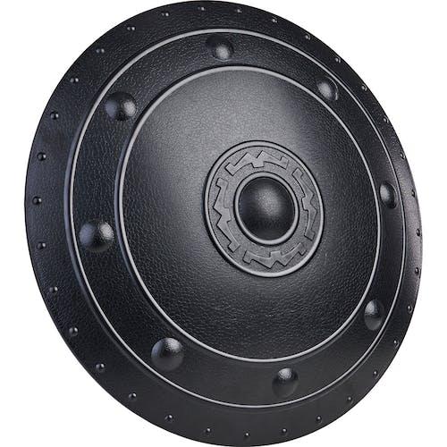 Blitz Plastic Round Shield