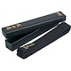 Blitz Premium Cotton Black Belt With Presentation Box