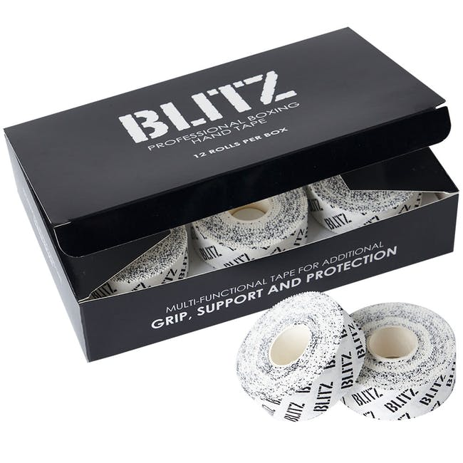 Blitz Professional Boxing Hand Tape - Box Of 12