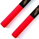 Blitz Red / Black Foam Cord Nunchaku - Detail 2