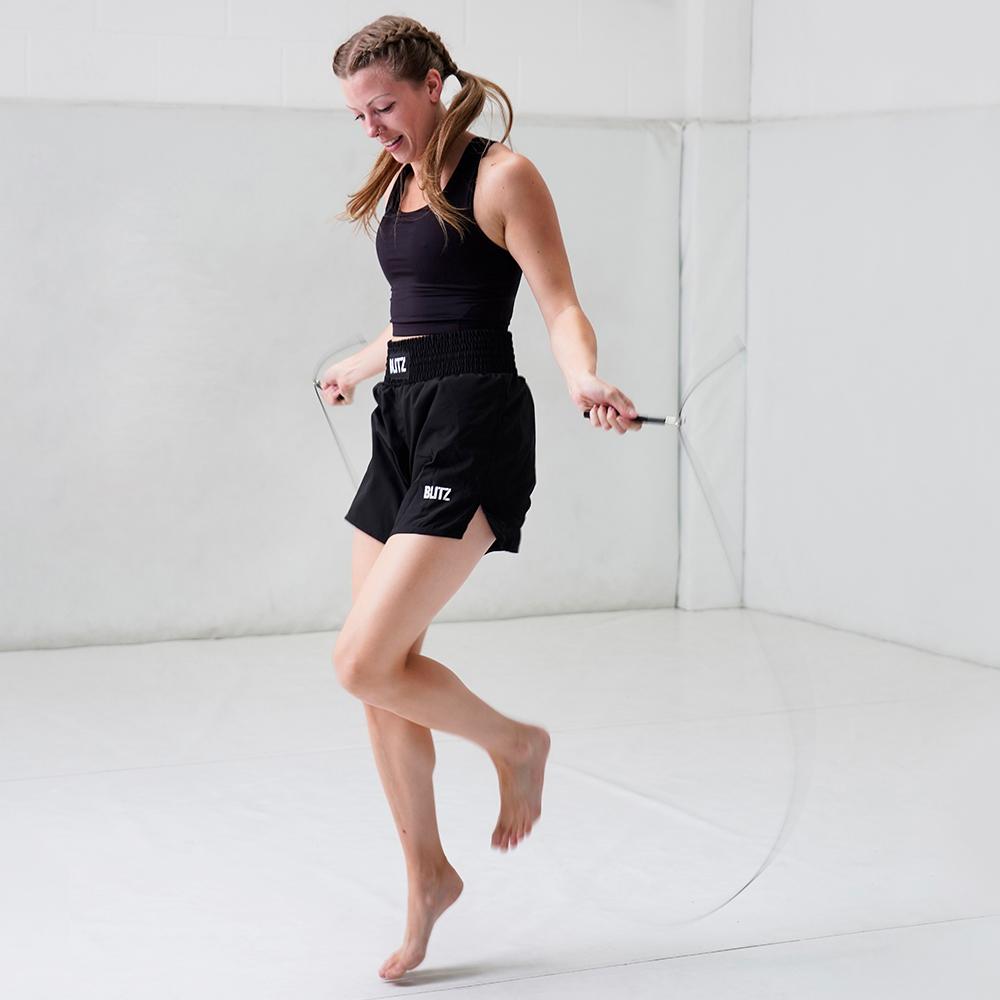 Blitz Slimline Skipping Rope-Gym Fitness Training