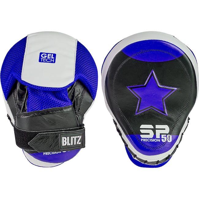 Blitz SP50 Gel Tech Focus Pads - Blue