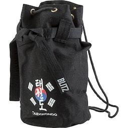 Blitz Taekwondo Discipline Duffle Bag - Black